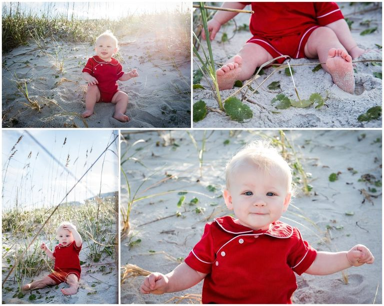 Fernandina beach lifestyle family session